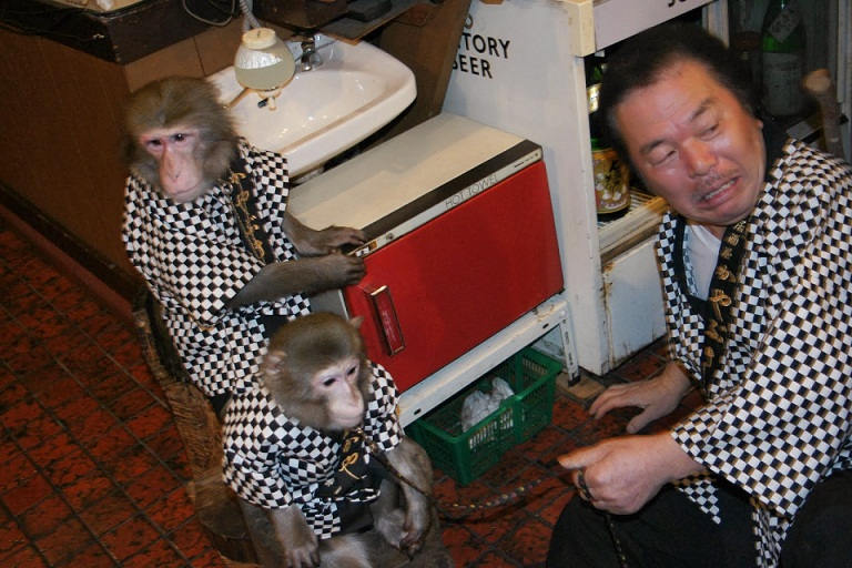 Monkey-Waiters-Pub