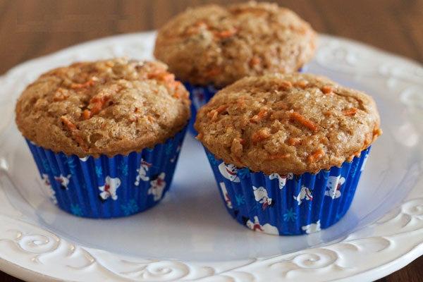 Whole-Wheat-Carrot-Raisin-Muffins-2-Barbara-Bakes