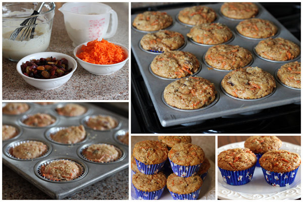 Whole-Wheat-Carrot-Raisin-Muffins-Collage-Barbara-Bakes