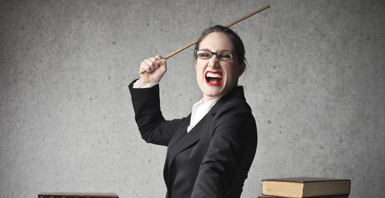 angry-teacher