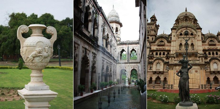 sculptures-in-the-laxmi-vilas-palace-vadodara