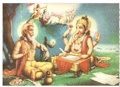 Lord-Ganesha-and-Mahabharata