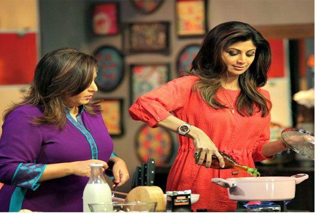 Shilpa-Shetty-Cooking