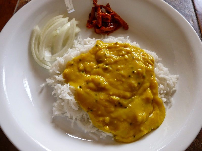 pithale bhaat