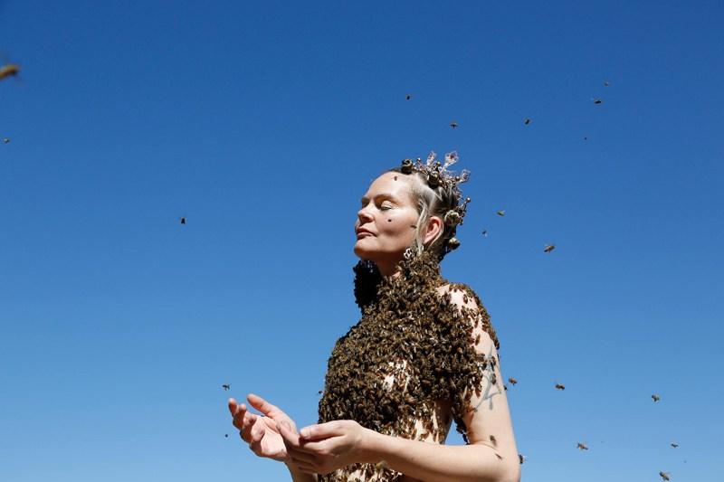 the_third_eye_magazine_sara_mapelli_usa_bee_dancer_bees