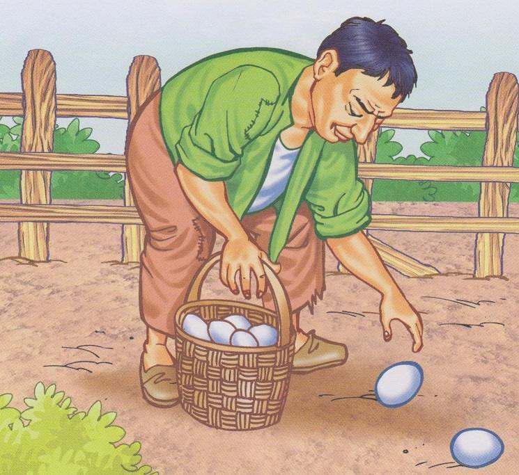 goose laid golden eggs 2