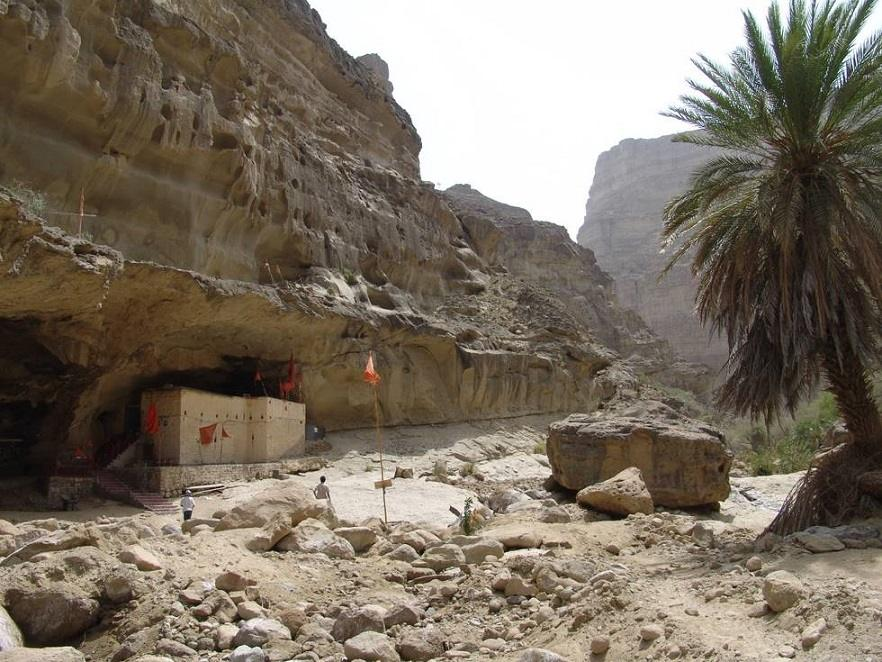 Hinglaj Matagee Temple Balochistan Pakistan 3