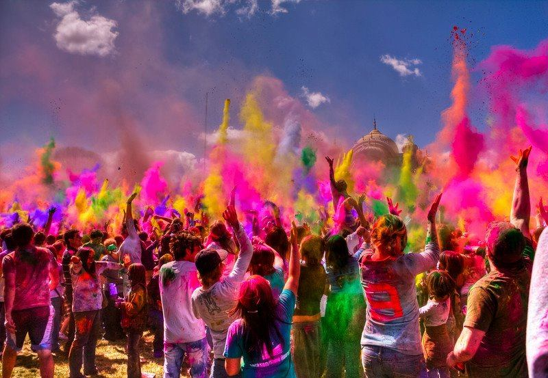 holi-festivals