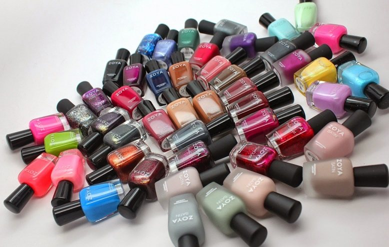 7 Favorite Zoya Nail Polish Colors From Recent Months a