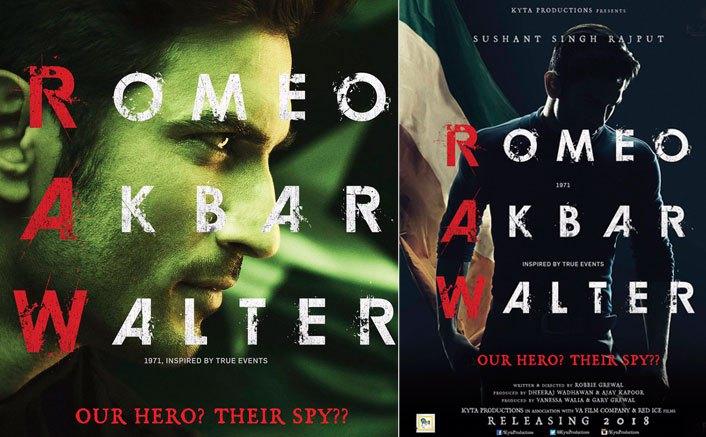check-first-look-posters-sushant-singh-rajput-starrer-romeo-akbar-walter-0001